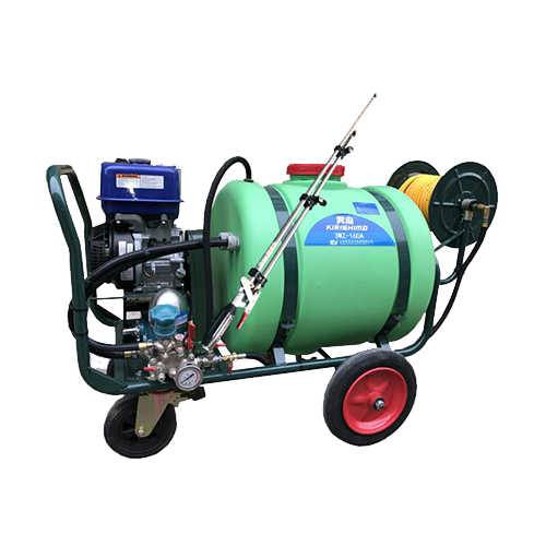 手推式机动喷雾器